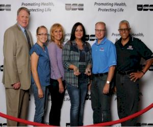 Utah Safety Council Presents Award of Merit to Pacific States Cast Iron Pipe Company  sc 1 st  McWane Ductile & Utah Safety Council Presents Award of Merit to Pacific States Cast ...